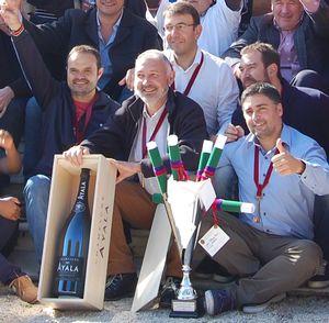 España campeona del mundo de cata