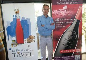 Accueil des formateurs de la French Wine Society
